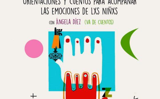 Ciclo de Talleres sobre literatura infantil y acompañamiento emocional en Magea