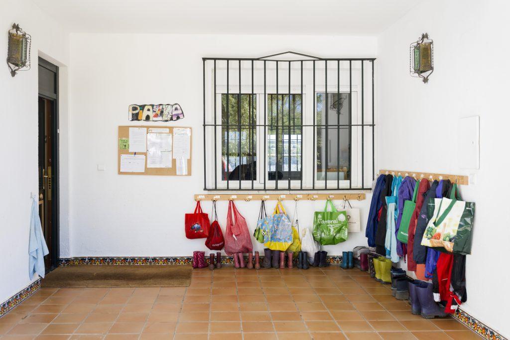 interior de una escuela montessori