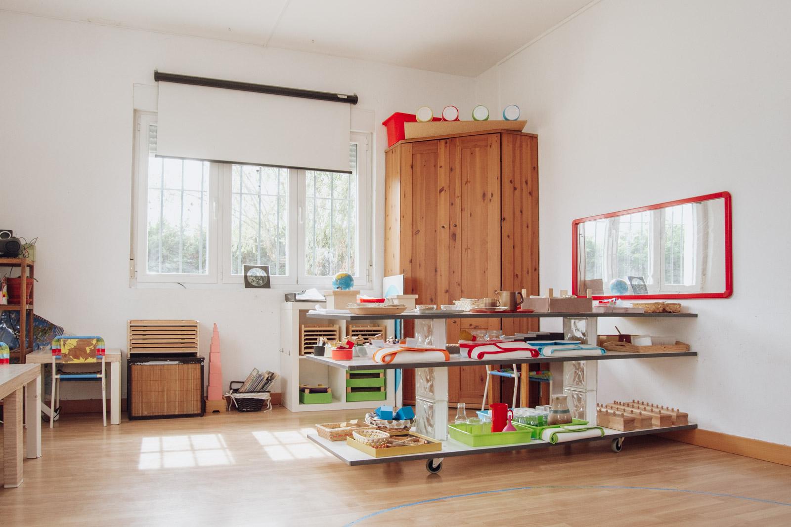 ESCUELA MAGEA, Vida Práctica Montessori